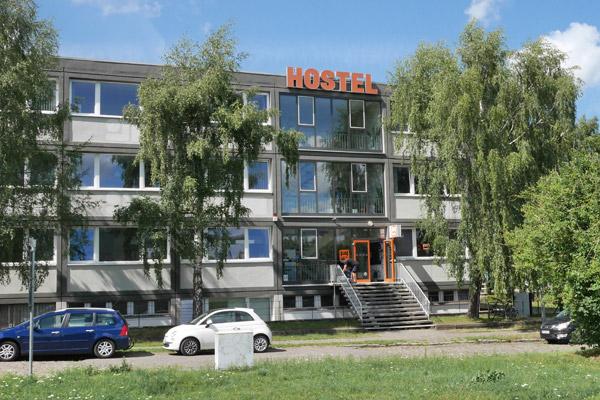 Hostel - Hostel Stralsund